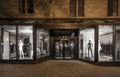BOUTIQUE 5th AV