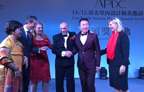 APDC AWARDS 2015 Has Been Grandly Held